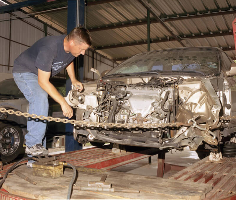 Perfect Our Technicians Have Over 30 Years Experience In Auto Body Repair And Frame  Alignment, ...